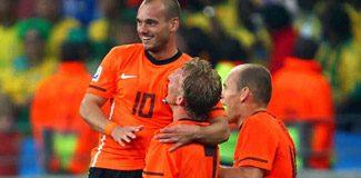 'Sneijder'le konuştum ve…'