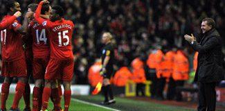 Liverpool Norwich'i ezdi