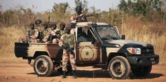 Mali'de kara operasyonları başladı
