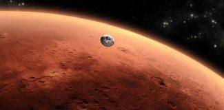 Mars yolcusu kalması!