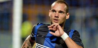Sneijder'ı beklediler!..
