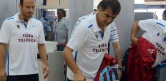 Trabzonspor Elazığ'a gitti