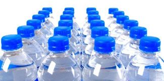 ABD'de küçük su yasaklandı