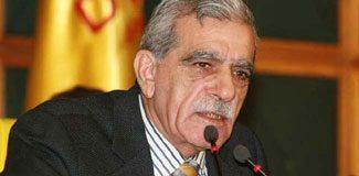 Türk: Öcalan'ın talepleri devleti zorlamayacaktır!