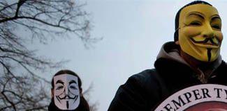 Anonymous üyelerine hapis