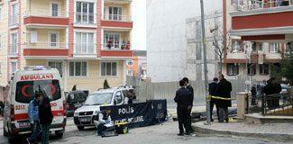 İstanbul'da cinayet!