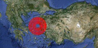 Ege'de üst üste 2 deprem!