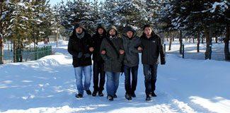 Erzurum donuyor