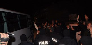 Eskişehir'de 5 tutuklama!