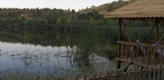 Eymir Gölü'nde alkol yasağı