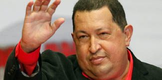 Chavez yaşam destek ünitesinde