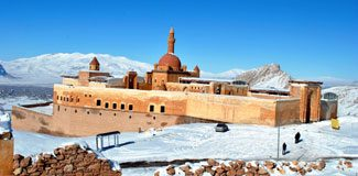 İshak Paşa Sarayı'nda define avı
