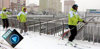 E-5 kış olimpiyatları
