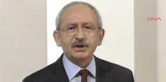 Kılıçdaroğlu'ndan Erdoğan'a ağır eleştiriler