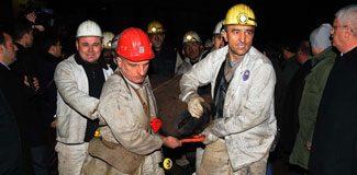 Maden faciasında 6 gözaltı