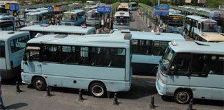 Taksici ve minibüscülere büyükşehir şoku