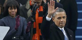 Obama'lı ikinci dönem