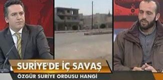 Suriyeli militandan AKP'ye teşekkür