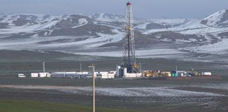 2 bin metrede kaliteli petrol bulundu