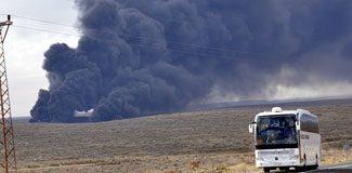 PKK petrol hattını patlattı!