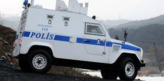 Polise bombalı tuzak
