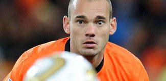 Bir Sneijder açıklaması daha