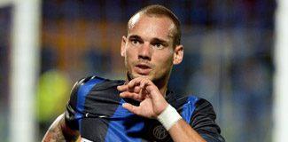 Sneijder resmen açıklandı