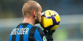 Ve Sneijder konuştu