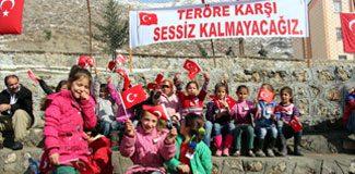 PKK'nın 26 yıl önce öldürdüğü köylüler Uludere'de anıldı