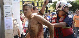 Cezaevinde isyan: 54 ölü