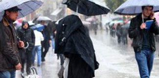 Yağışlı hafta