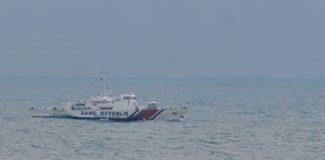 Rize'de gemi kazası