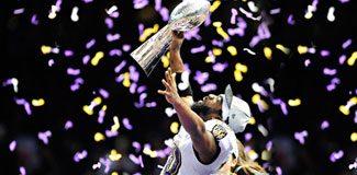 Super Bowl'da zafer Baltimore'un!