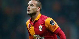Sneijder'e müjdeli haber!
