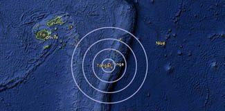 Pasifik'te büyük deprem!