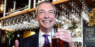 İngiltere'de zafer UKIP'in