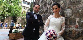 Trafikte en çok dinlenen adam evlendi