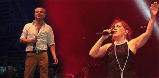 Gazino tadında festival