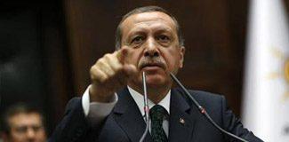 'Erdoğan'ın İslami devletine doğru…'
