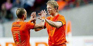 Kuyt ve Sneijder'e milli davet