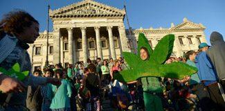Uruguay'da esrarı devlet satacak