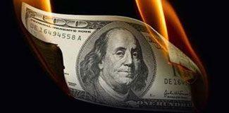 Doların ateşi sıcak parayı vurdu