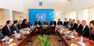 Kıbrıs'ta sekiz maddelik ortak metin