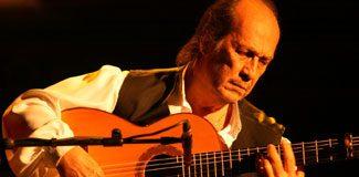 Gitarın efsane ismi Paco de Lucia hayatını kaybetti