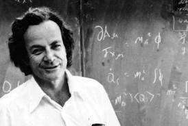 İki defa ölmekten nefret eden adam :Richard Feynman