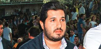 Bakanlar, Reza Zarrab'ın uçağını dolmuşa çevirmiş