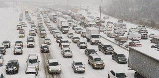ABD'de buz fırtınası 13 can aldı