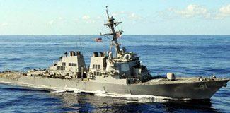 ABD, olimpiyatlara savaş gemisiyle gidiyor