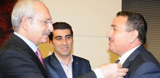 AKP'li aday CHP'li oldu
