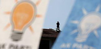 CHP billbordlarında AKP afişleri